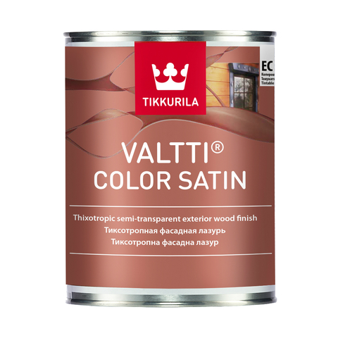 Антисептик VALTTI COLOR SATIN EC